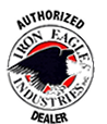Iron Eagle Industries Authorized Dealer